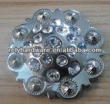 wholesale crystal conchos