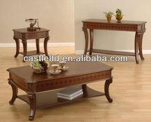 CF30044 Luxury Unique Diamond Coffee End Sofa Table Diamond decor accent Table & Vanity Table with mirror