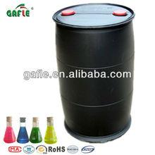 200L round plastic barrel blue red yellow green antifreeze coolant