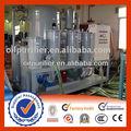 Tyc-100 vácuo de óleo da engrenagem/filtragem de óleo lubrificante, de filtragem de óleo, regeneração do óleo