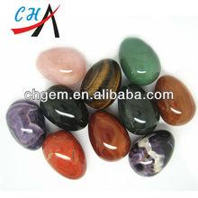 wholesale natural gemstone eggs