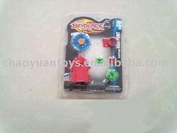 Favorite sports beyblade spinning top with measure tape OT51218811