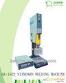 Ultrasonic pe/pp tubulação bunda máquina de solda