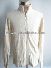 2013 mens fashion customer printing long sleeve cardigan knit top