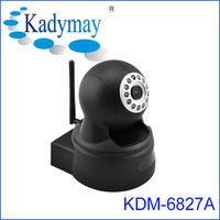 Modern P2P Wifi Pan/Tilt Remote Operated Camera, Indoor, 2.0 Megapixel