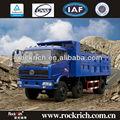 más fuerte 6x4 camiones volquete utiliza la venta en el sitio de construcción