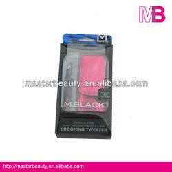 High Quality Stainless Steel Eyebrow Tweezer Set