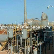 High efficiency garbage incinerator for factory/hospital