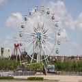 Dekorative!!! Kleine riesenrad vergnügungspark kiddiefahrt