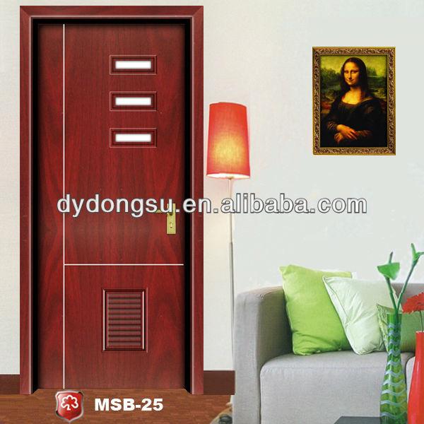أنواع الأبواب الحمام