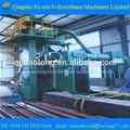 Lamiera di acciaio prodotto granigliatrice/pallinatura macchina