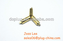 High quality Stereo 3.5mm DC female jack socket gold plated