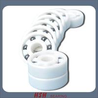 627 7mm bore full ceramic ZrO2 Si3N4 skate bearing
