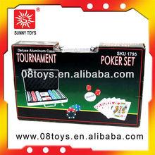 Plastic custom poker chips poker