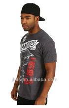 100 cotton fine designed wholesale t shirts