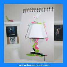 Electronic Gift Folding Touch LED Light Calendar On Model LN-743