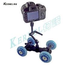 Camera Video DSLR Rig Movie Truck Skater Wheel camera dolly track