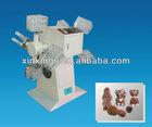 Chocolate ball making machine/hollow chocolate moulding machine