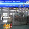 RCGF18-18-6 Automatic Bottle Orange Juice Filling Machinery