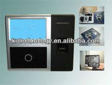 Biometric time clock with face recognition & menu password KO-FACE302
