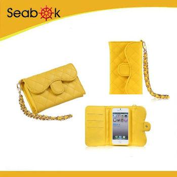 Fashion women smartphone wallet case