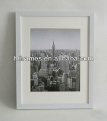 white picture frame 11x14 8x10 a4 a3