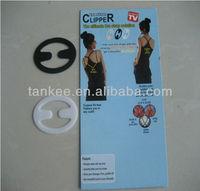 Plastic Bra Perfect Strap Clipper/Bra Strap Holder As Seen On TV