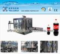 Automático de refrescos carbonatados máquinadellenado/planta para botellas de pet---- de la marca mitsubishi