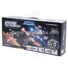 WL toy WL-V959 4 Channel Remote Controlled LED UFO with Video Camera 2.4Ghz