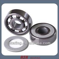 Si3N4 8 mm bore 7mm bore full ceramic Si3N4 silicon nitride skate bearing
