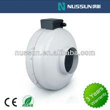 2014 hot 7' hydroponics inline duct ventilator supplier (DJT16U-45P)