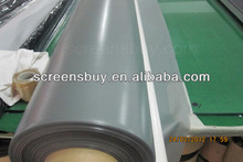 transparent rear projection screen film/rear projection film/3D Silver screen fabric