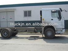 4*2 china high roof van 371HP howo tractor head----ZZ4257S3241V