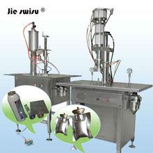 shaving gel filling machine