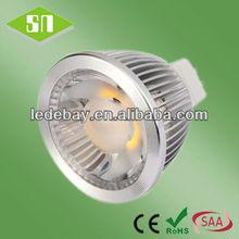led lamp spot 50w gu10 mr16 replacement 12v 5w 450lm warm white spot light