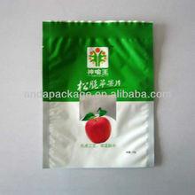 AL bag for chips packaging