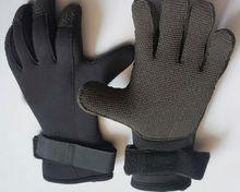 3mm neoprene kevlar diving gloves