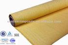 weave locked 1.5mm acylic coated fiberglass fire retardant fabric