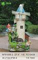 jardim exterior resina decorativa moinhodevento fonte cachoeira