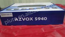Factory Direct Azvox S940 Original Internet Ali3606 Receiver