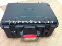 Hard ABS Plastic Waterproof Equipment Case With Foam JS-4
