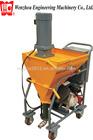 20L/min putty /gypsum plaster spraying machine for wall