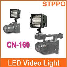 Wholesale Portable Digital LED Video Lights CN-160 Camera Video LED Light