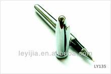 fashion lovely metal ballpoint pen,High quality elegant Metal Ball Pen for gift