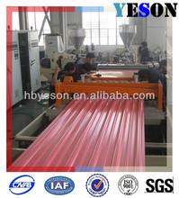 Aluminium corrugated roofing sheet(manufacture)