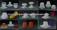 Tubo de salida para envases de plástico sacos / bolsas de plástico / plástico pitorro