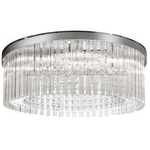 glass bars ceiling lights for dcorative hotel project MC2169-R