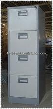 popular modern design 4 drawer vertical steel filing cabinet godrej office furniture