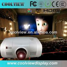 full HD DVI input 1920*1200 pixels high brightness 10000 lumens beamer full hd