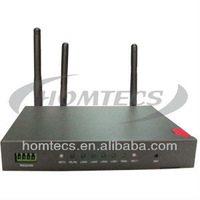 bus wifi router Industrial Wireless 3G 4-Port WCDMA-WCDMA Ethernet Router with Dual SIM, RS232 & Wi-FiH50series